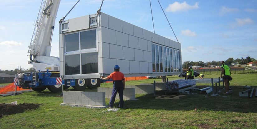 Prefabricated Modular Homes