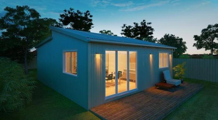 Relocatable Granny Homes